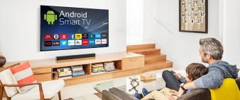 ระบบ Smart Android internet TV